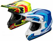 CAPACETE CROSS / ENDURO SCORPION VX-20 AIR SPACE