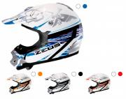 CASQUE CROSS / ENDURO ZEUS HZ907