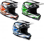CASCO CROSS HJC FG-X HAMMER