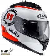 HELMET HJC IS17 LORENZO ANGEL 99
