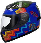 HELMET FOR CHILDREN SHIRO SH-829 AFRICAN
