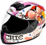 HELMET FOR CHILDREN SHIRO SH-829 TRES CHIC