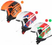 CASQUE JET ASTONE GRAPHIC LINK