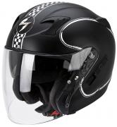 CASQUE JET SCORPION EXO-220 BIXBY