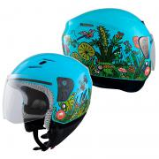 CASCO JET SHIRO SH-20 FORESTAN HELMET FOR CHILDREN KUKUXUMUSU