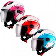 CASQUE JET UNIK CJ-16 SAME