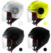CASQUE JET VEMAR AIR SOLID