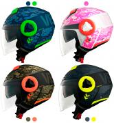 CASCO JET VEMAR BREEZE CAMO