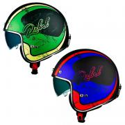 CASCO JET VEMAR CHOPPER REBEL