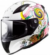 CASCO INFANTIL LS2 FF353 RAPID MINI CRAZY POP