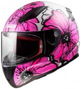 CASCO LS2 FF353 RAPID POPPIES