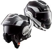 CASQUE MODULABLE LS2 FF399 VALIANT LUMEN