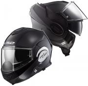 CASQUE MODULABLE LS2 FF399 VALIANT + SAC