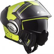 CASQUE MODULABLE LS2 FF399 VALIANT PROX
