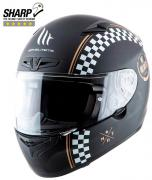 CASCO MT MATRIX CAFE RACER