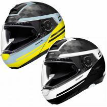 CASQUE MODULABLE SCHUBERTH C4 PRO CARBON TEMPEST