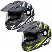 CASCO TRAIL MODULAR SCHUBERTH E1 RIVAL