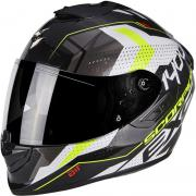 CASCO SCORPION EXO-1400 AIR TRIKA FLUOR