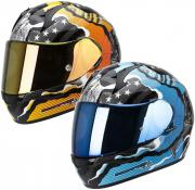 CASCO SCORPION EXO-410 AIR WILD