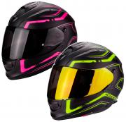 CASQUE SCORPION EXO-510 AIR RADIUM
