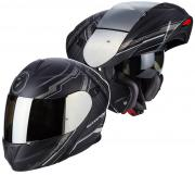 CASQUE MODULABLE SCORPION EXO-920 SATELLITE