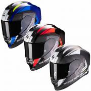 CASCO SCORPION EXO R1 AIR HALLEY