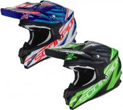 CAPACETE CROSS SCORPION VX15 EVO AIR GAMMA