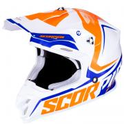 CAPACETE CROSS / ENDURO SCORPION VX16 EVO AIR ERNEE