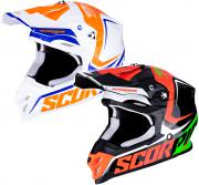 CASCO CROSS / ENDURO SCORPION VX-16 EVO AIR ERNEE