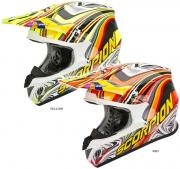 CAPACETE CROSS / ENDURO SCORPION VX-20 AIR SYM