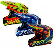 CAPACETE CROSS / ENDURO SCORPION VX-21 AIR FURIO