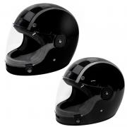 CASCO SHIRO SH-801 SEVENTY - (CAFE RACER CUSTOM VINTAGE)