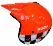 CASQUE TRIAL HEBO ZONE FLAG