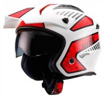 CAPACETE TRIAL UNIK CT-07 SPIDER