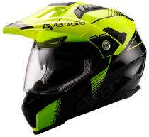 TRAIL HELMET UNIK CA-09 ADVENTURE