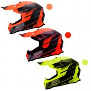 CASCO INFANTIL CROSS/ENDURO UNIK CX-20 REX