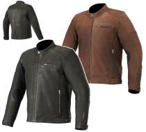 BLOUSON ALPINESTARS WARHORSE LEATHER