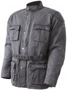 CHAQUETA CAFE RACER OUT BRANDO (WAXED COTTON)
