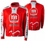 HEBO WIND PRO MONTESA CLASSIC TRIAL JACKET