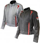 VESTE MTECH GLOSS LADY 4 SAISONS