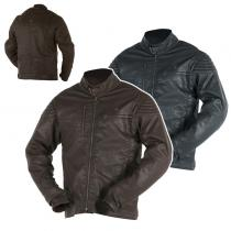 CHAQUETA CAFE RACER OVERLAP MIKE