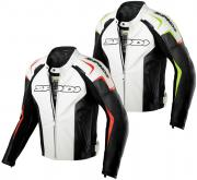 CHAQUETA SPIDI TRACK LEATHER