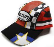 CASQUETTE FACTORY RACING SCHWANTZ
