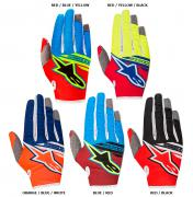 GUANTES CROSS ALPINESTARS RADAR FLIGHT