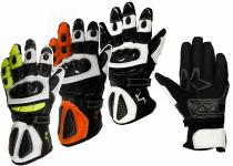 GLOVES OUT CARBON LEATHER FOR CHILDREN