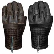 SUMMER GLOVES RACER HERO LEATHER