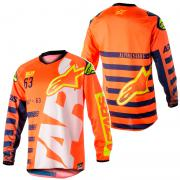 JERSEY INFANTIL ALPINESTARS YOUTH RACER BRAAP 18