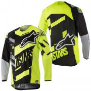 SAMARRETA ALPINESTARS TECHSTAR SCREAMER