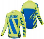 JERSEY INFANTIL ALPINESTARS YOUTH RACER BRAAP 19