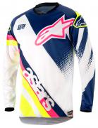 JERSEY INFANTIL ALPINESTARS YOUTH RACER SUPERMATIC 18